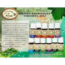 Aceites Esenciales(paquete Con 10 Aceites)