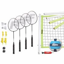 Franklin Sports Avanzada Bádminton / Voleibol Set