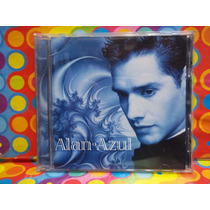 Alan Cd Azul 1999 Con Su Libro Nvo. Ex Magneto,