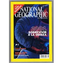 Revista National Geographic Enero 2001