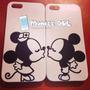 Mickey & Minnie Case Iphone 5/5s 5c 6 6 Plus S4, S5 S6 S6e