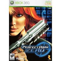 Xbox 360 Perfect Dark Zero (aceptamos Mercado Pago Y Oxxo)