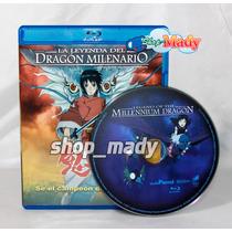 La Leyenda Del Dragon Milenario Blu-ray Multiregión