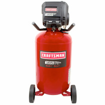 Craftsman 33 Gallon Vertical Air Compressor 165 Max Psi