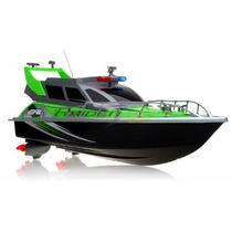Barco Bote De Carreras R/c Air Ship Control Remoto 4 Canales