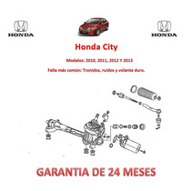 Caja Cremallera Dirección Electro Asistida Honda City 2010