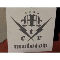 Cd Maxi Single Molotov ¨amateur¨ (rock Me Amadeus)