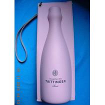 Funda P/ Botella De Champagne Taittinger Rose Buena