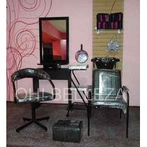 Equipo Completo De Muebles Para Estetica Lupre ...