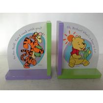 Winnie The Pooh Porta Libros Hermoso!!!