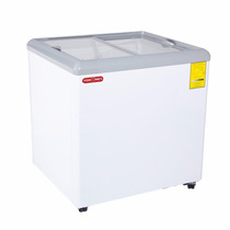Torrey Chc-80p Congelador Horizontal Tapa Cristal Plano