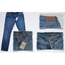 Jeans American Eagle Para Mujer Talla 4