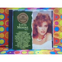 Lucia Mendez Cd Coleccion Espectacular 20 Exitos 1993 Vol.5