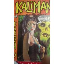 Kaliman El Hombre Increible #948, Promotora K