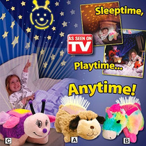 Dream Lites Almohada Con Luz Para Niños