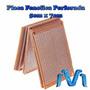 Placa Fenolica Perforada Pcb Protoboard 5cm X 7cm Circuito