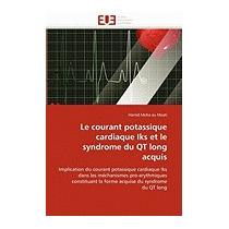Courant Potassique Cardiaque Iks Et Le, Hamid Moha Ou Maati