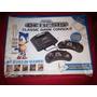 Sega Génesis 60 Juegos Integrados 2 Controles