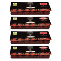 4 Pack Papel Arroz (sábanas) Para Hacer Fumar Rolar Tabaco