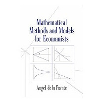 Mathematical Methods And Models For, Angel De La Fuente