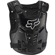 Peto Protector Fox Pro Frame Negro Niño Talla 6-11