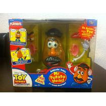 Señor Sr. Cara De Papa Toy Story Thinkway Mr Potato Head