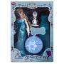 Muñecas Frozen Anna Elsa Deluxe Con Accesorios Cantan Disney