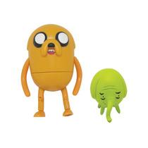Hora De Aventura Jake Y Tree Trunks Figuras Coleccionables