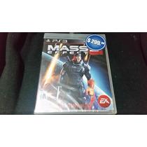 Mass Effect 3 Ps3 Nuevo . Cambios Gamer..