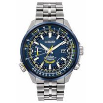 Reloj Citizen Atomic Promaster Blue Angels Cb0147-59l