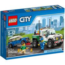 Lego Pickup Tow Truck Camioneta De Remolque 60081