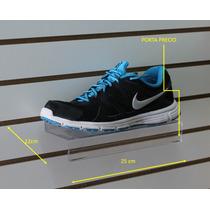 Exhibidor Para Zapatos Acrilico Transparente