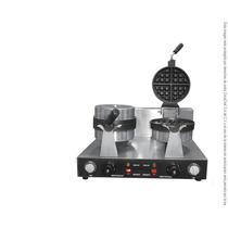 Wafflera Tipo Americana Doble 505 X 350 X 250