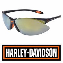 Lentes Harley-davison 100% Originales Antiraspones
