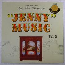 Paul R. Eakins / Jenny Music Vol. 2 1 Disco Lp Vinilo