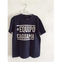 Playera Carta Blanca #equipocaguama