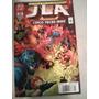 Comics Vid Liga De La Justicia Cinco Veces Crisis