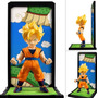 Figura Tamashii Buddies De Serie Anime Dragon Ball Z Goku Ss