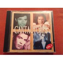 Cantautores Vol 1 Joaquín Sabina, Manolo Tena Cd Album