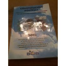 Constitución Política De Los Estados Unidos Mexicanos 2013