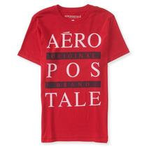 Playeras Aeropostale 100% Originales Para Ellos Tu Eliges