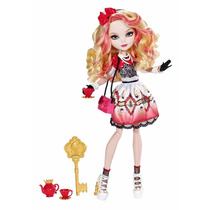Ever After High Hat Tastic,apple White, Nueva Mattel