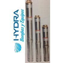 Bomba Sumergible Tipo Lapicero Para Agua Limpia 2 Hp