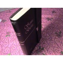 Biblia Mediana Piel Negro Con Broche Reina Valera 1960