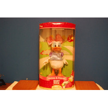 Muñeca Daisy Duck Disney Porcelana Brass-key Del 2003