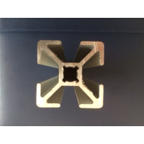 Perfil De Aluminio Estructural 30x30mm