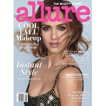 Jessica Alba Revista Allure