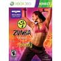 Zumba Fitness Join The Party Para Xbox 360 - Blakhelmet C Sp