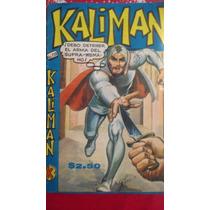 Kaliman El Hombre Increible #720, Promotora K