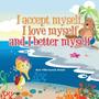 I Accept Myself, I Love Myself, Aisa Villavicencio Antelo